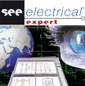 Sébastien Charpentier réalisation sous See Electrical Expert de schémas électrique, pneumatique, hydraulique